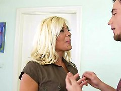 Hot Blonde Milf Cougar Riding And Pounded Free Hd Porn 7e