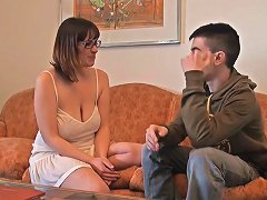 Jordi Enp Surprises His Neighbour With His Big Cock