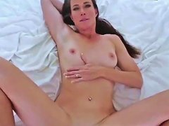 Hot Stepmom Riding Dick