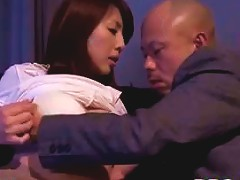 Cheating Asian Housewife Pounding