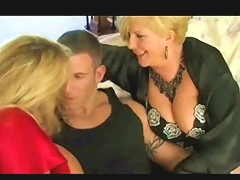 Hot Mature Busty Blondes Anneka And Kimberly Threesome