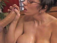 Next Door Mommies Big Breasted Mom Strokes A Black Cock Upornia Com
