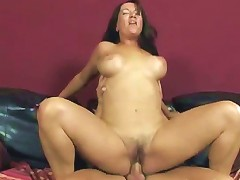 Real Horny Housewife Fucks On Top