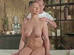 Sexy Russian Milf Has Multiple Orgasms From Expert Masseur Upornia Com
