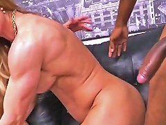 Rich Hoes Share Gardeners Big Black Cock