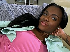 Heavenly Hot 18 Year Every Single Person In The World Ebony Pussy