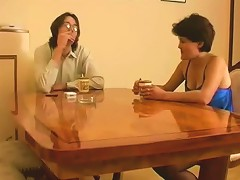 Russian Older Mother And Son 03