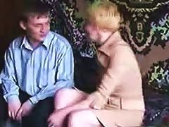 Russian Mature Part1