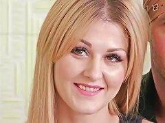Blonde Wife Lisa Blacked Fucks Stranger