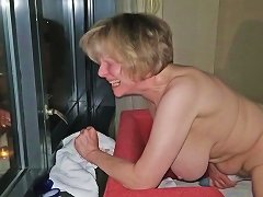 Mature Hottie Climaxes Looking Out Window Free Hd Porn 6f