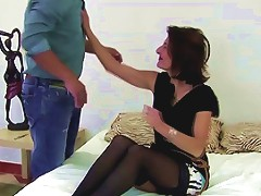 Mature Slim Mom Suck And Fuck Young Cock Porn 5d Xhamster