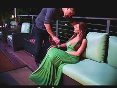 Alison Star Fucks Younger Boyfriend On The Patio