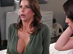 Busty Lesbians Alexis Fawx And Jane Wilde Pound Each Othe Any Porn