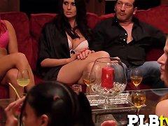 First Time American Swinger Lovers On Tv Drtuber