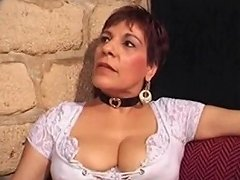 Pierced Mature Slut Gangbang Party Anal All The Way