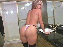 Mom And Guy In Bathroom Free Milf Porn Video 0b Xhamster